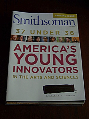 Smithsonian, Special Issue, Fall 2007 (Image1)