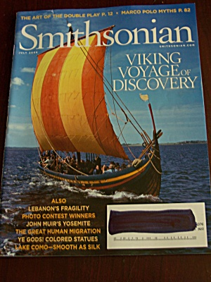 Smithsonian, Vol. 39, No. 4, July 2008 (Image1)