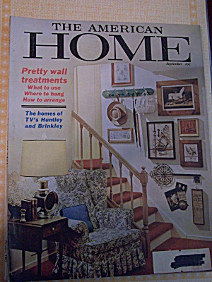 The American Home, Vol.LXIV,No.9, September1961 (Image1)