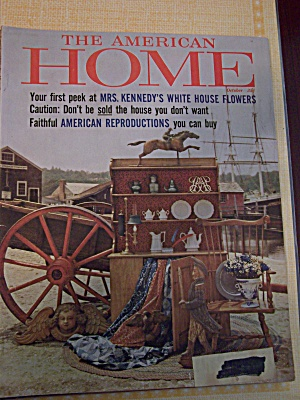 The American Home, Vol.LXIV,No.10,October1961 (Image1)