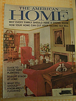 The American Home, Vol.LXV,No.3,March1962 (Image1)