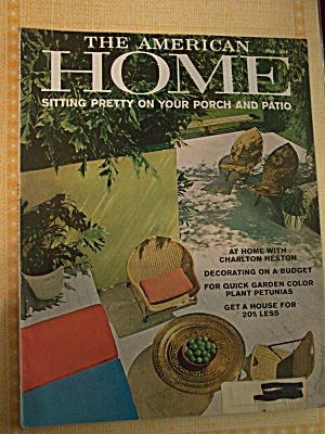 The American Home, Vol.LXV,No.5, May 1962 (Image1)