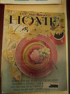 The American Home, Vol.LXV,No.8,September1962 (Image1)