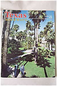 Texas Highways, Vol. 36, No. 1, January 1989 (Image1)