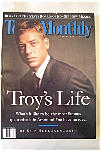 Texas Monthly, Vol. 26, No. 12, December 1998 (Image1)