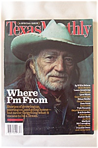 Texas Monthly, Vol. 33, No. 12, December 2005 (Image1)