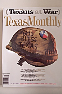 Texas Monthly, Vol. 34, No. 3, March 2006 (Image1)