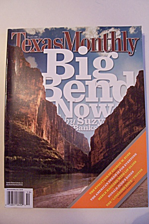 Texas Monthly, Vol. 35, Issue 10, October 2007 (Image1)