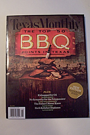 Texas Monthly, Vol. 36, Issue 6, June 2008 (Image1)