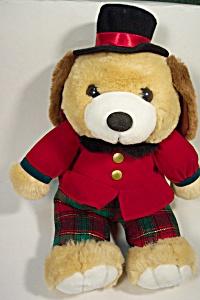Top Hat Stuffed Bear (Image1)