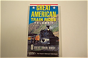 Great American Train Rides - Volume I