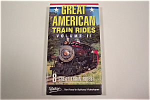 Great American Train Rides - Volume II (Image1)