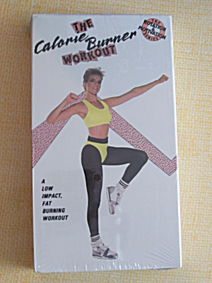 The Calorie Burner Workout (Image1)