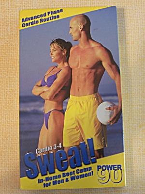 Sweat!  Cardio 3-4 (Image1)