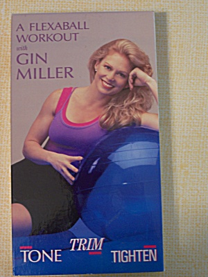 A Flexaball Workout With Gin Miller