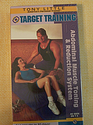 Target Training - Tony Little