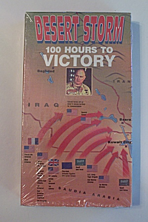 Desert Storm  100 Hours To Victory (Image1)