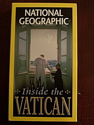 National Geographic * Inside The Vatican (Image1)