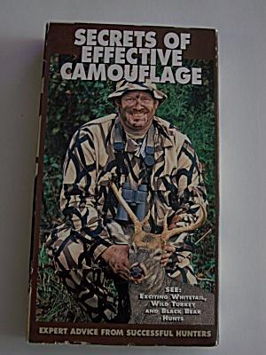 Secrets Of Effective Camouflage (Image1)