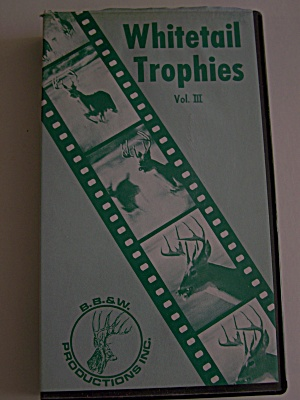 Whitetail Trophies  Vol. III (Image1)