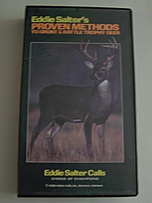 Eddie Salter's Proven Methods ToGrunt&RattleTrophy Deer (Image1)