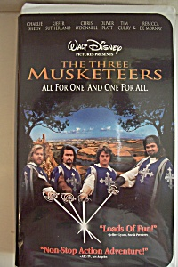 Walt Disney Pictures Presents The Three Musketeers (Image1)