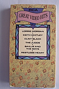 RCA Great Video Hits Vol. 1 (Image1)