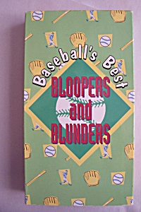 Baseball's Best Bloopers And Blunders (Image1)