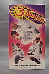 3 Ninjas Knuckle Up (Image1)