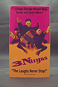 3 Ninjas The Laughs Never Stop