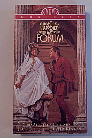 A Funny Thing Happened On The Way To The Forum (Image1)