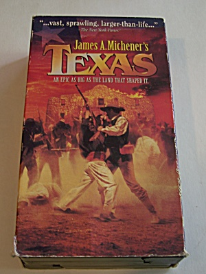 James A Michener's   Texas (Image1)