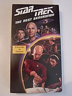 Star Trek  The Next Generation Encounter At Farpoint (Image1)
