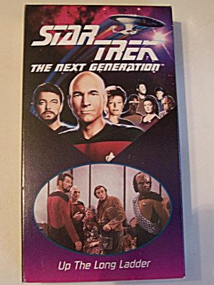 Star Trek   The Next Generation   Up The Long Ladder (Image1)