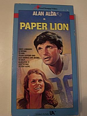 Paper Lion (Image1)
