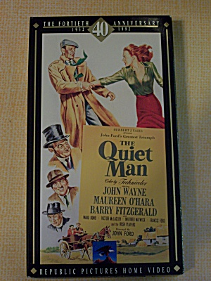 The Quiet Man 40th Anniversary