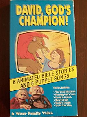 David, God's Champion (Image1)