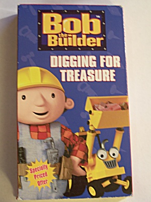 Bob The Builder Digging For Treasure