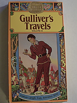 Gulliver's Travels Volume 8