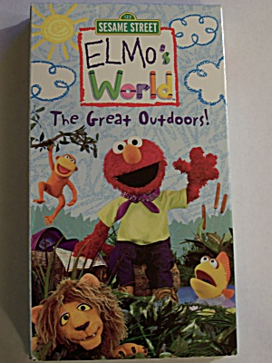 Elmo's World The Great Outdoors