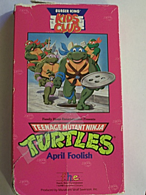 Teenagemutantninjaturtles April Foolish
