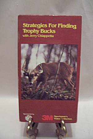 Strategies For Finding Trophy Bucks