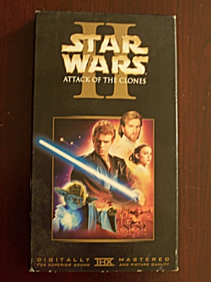 Star Wars II  Attack Of The Clones (Image1)