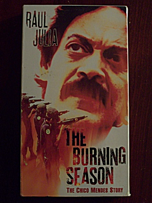 The Burning Season  The Chico Mendes Story (Image1)