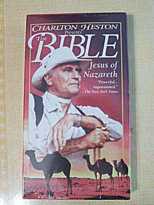 Charlton Heston Presents The Bible, Jesus of Nazareth (Image1)
