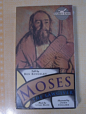 Moses The Lawgiver (Image1)