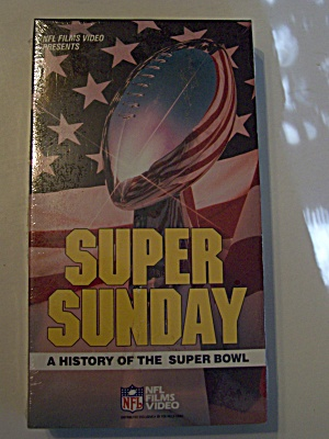 Super Sunday - The History Of The Super Bowl (Image1)