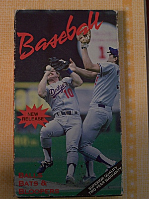 Baseball   Balls, Bats & Bloopers (Image1)