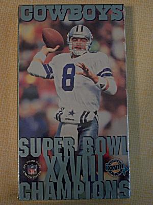 Cowboys-Super Bowl XXVIII Champions (Image1)