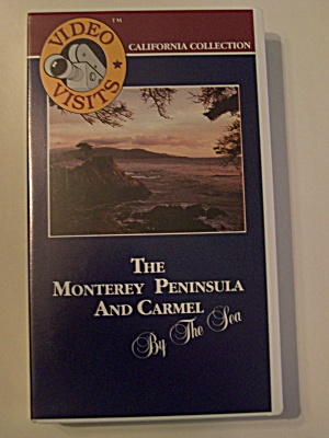 The Monterey Peninsula And Carmel   By The Sea (Image1)